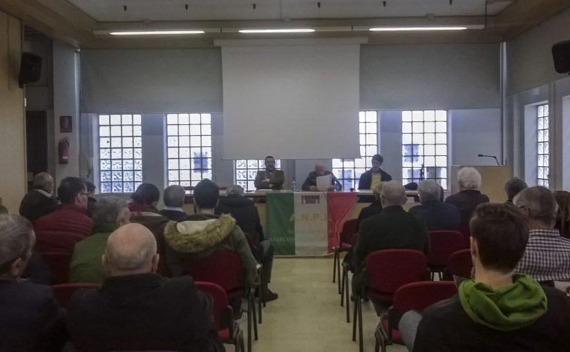 LA LEZIONE DI PAOLO PEZZINO A MARIANO